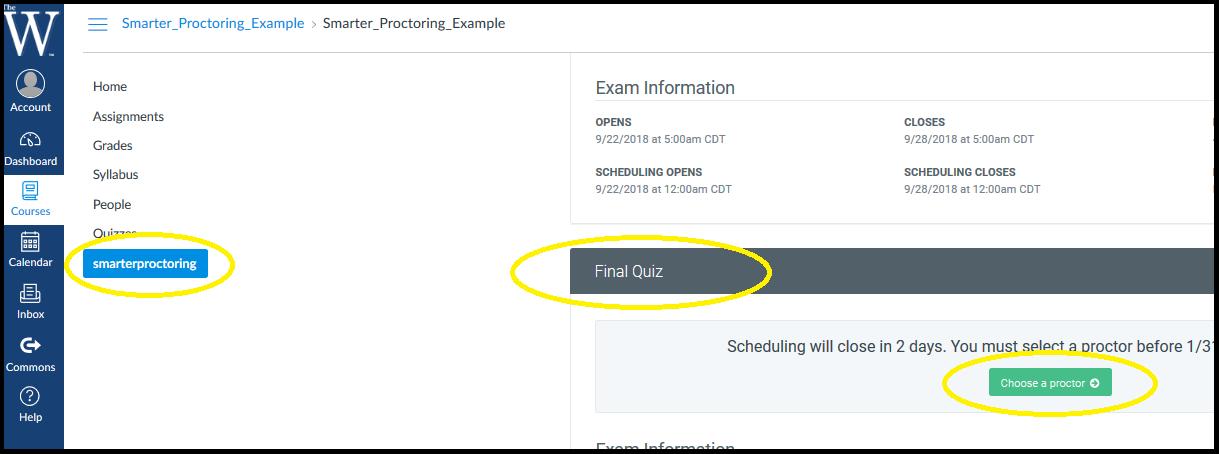 Examity Online Proctoring - Online Students - MUW