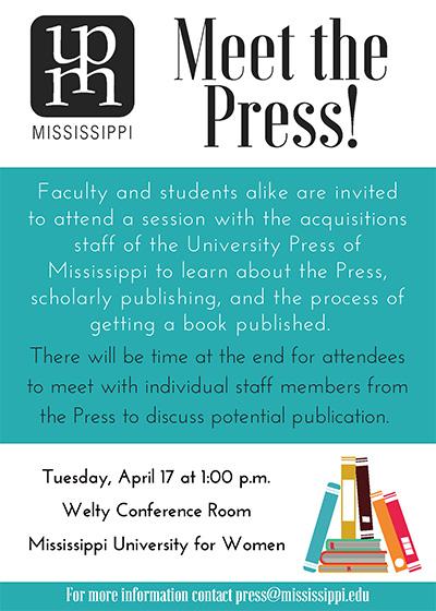 Meet the Press Flyer