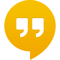 Hangouts on Air Logo