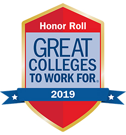Great Colleges to Work For 2019