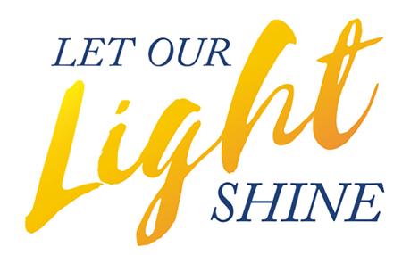Let Our Light Shine logo