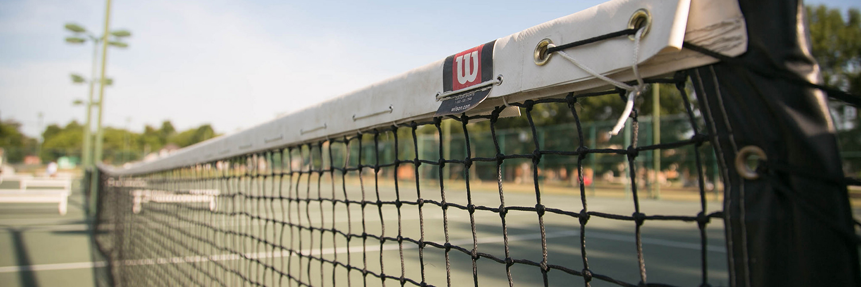 Garrett Tennis Courts