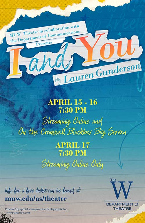 I and You Poster