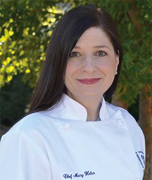 Chef Mary Helen
