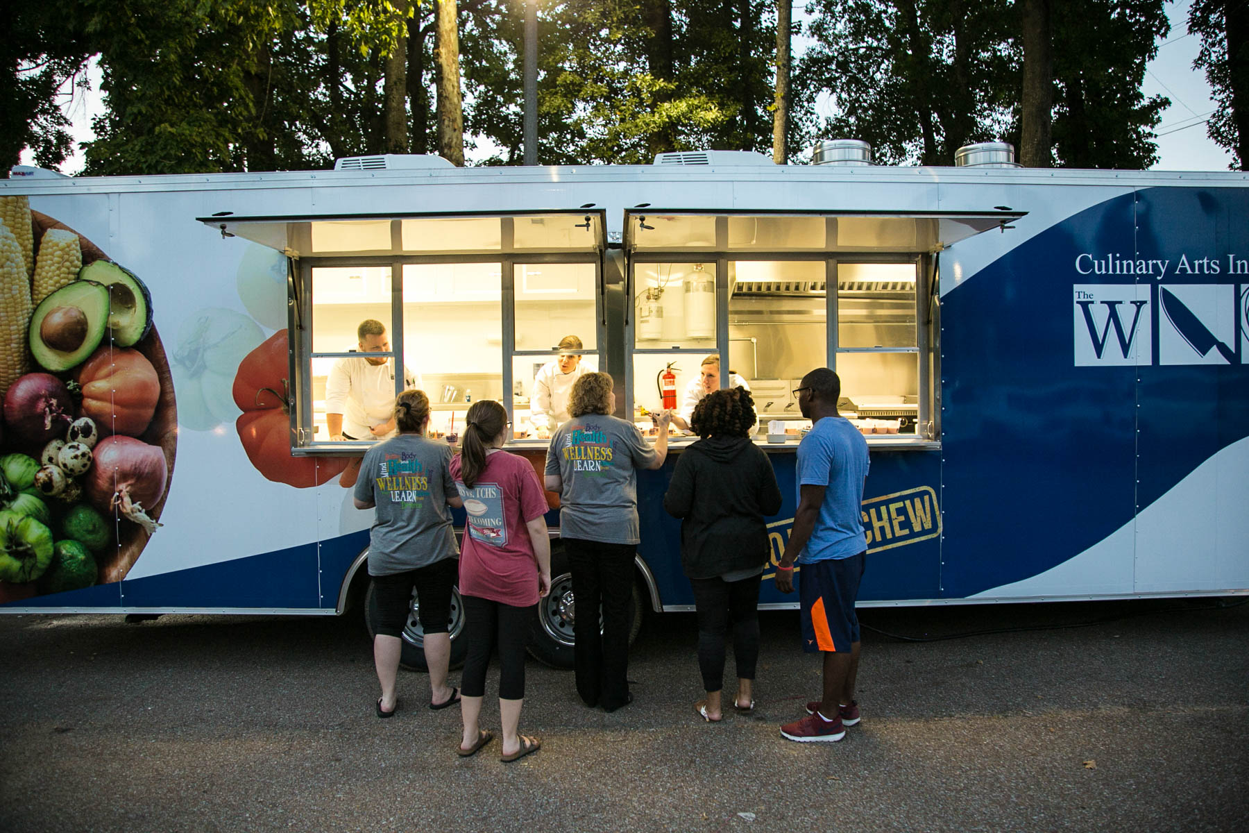 Project CHEW food truck