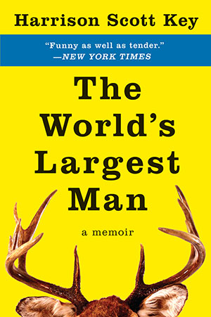 The World's Largest Man cover