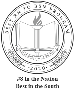 Seal: Intelligent.com Best Online Rn to BSN program #8