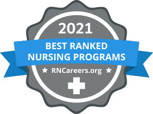 RNCareers.org Top Ranked Nursing Schools 2021