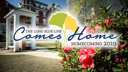 The Long Blue Line Comes Home: Homecoming 2019