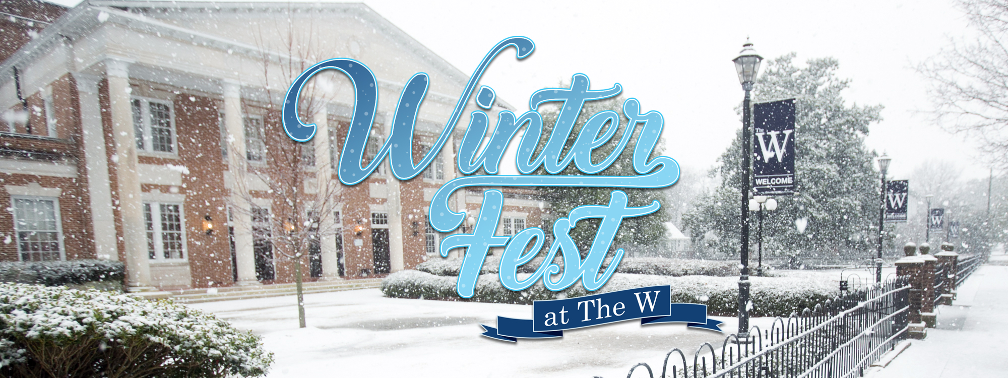 winterfest at the w