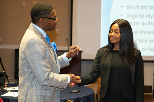 mentor handshake