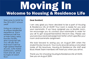 Move In Guide