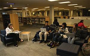 Comfortable Study Area