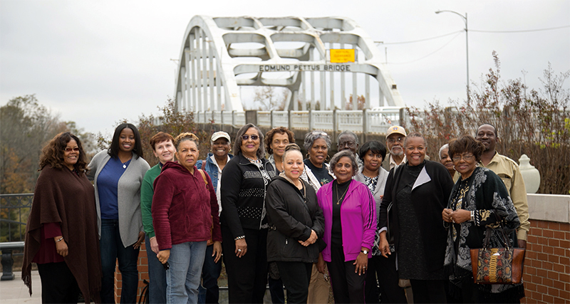 LEP tour in Selma, Alabama