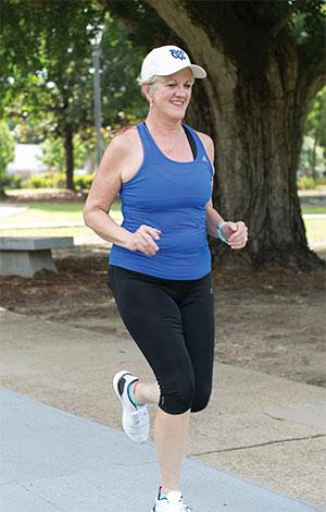 Miller Running