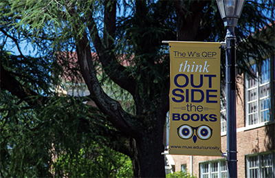 Think Outside the Books banner