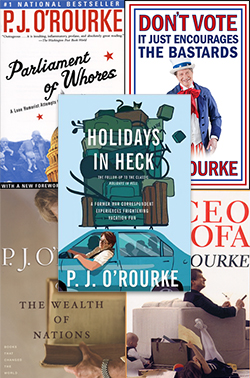 Books by P.J. O'Rourke