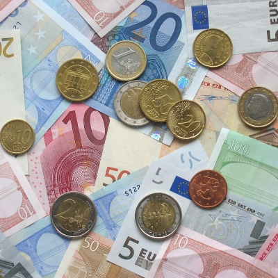 Euro Currency - Public Domain Image