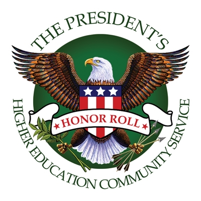 President's Higher Education Community Service Honor Roll