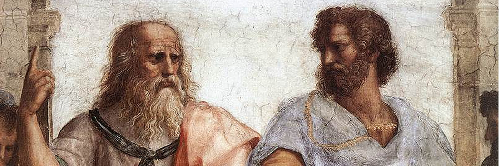 painting of philosophers