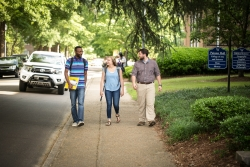 Campus: Walkable Campus