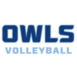 Owls Vollyeball logo