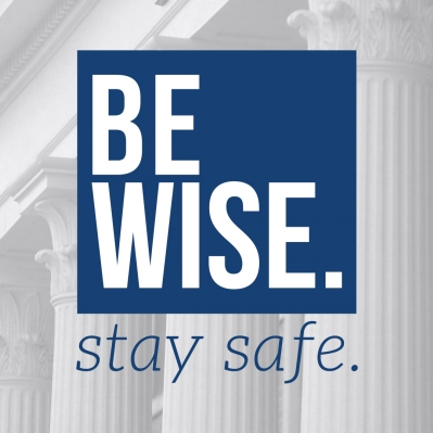 Be WISE Logo