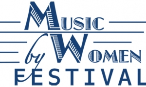 Music by Women logo