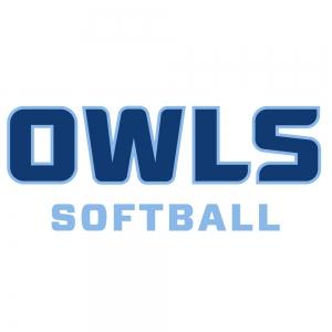 Owls Softball logo