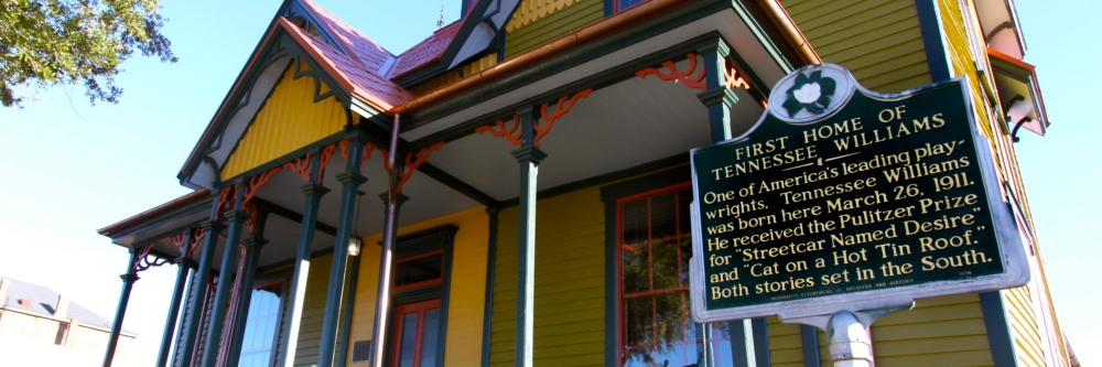 Tennessee Williams Birthplace